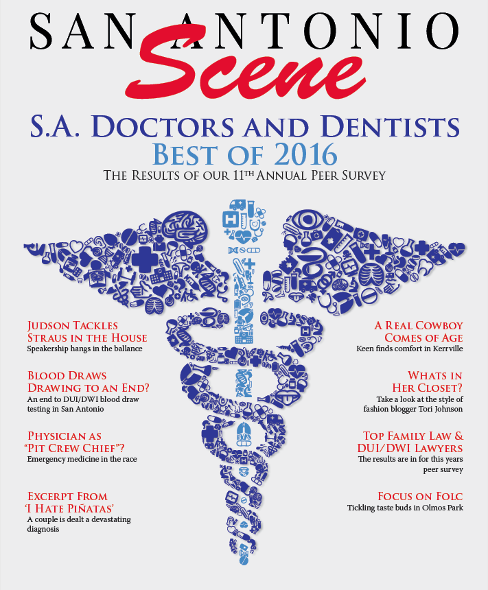 Dec. 2015 :: S.A. Doctors and Dentists: Best of 2016